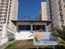 Apartamento padrão no Costa Bella 2