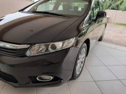 Civic lxs 1.8 automático + piloto automático + sistema econ 2012