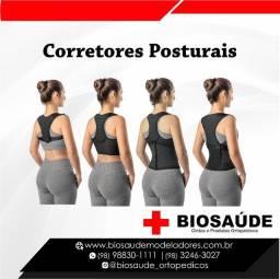 Corretor postural loja Biosaude Angelim
