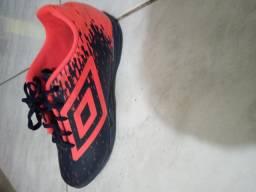 Chuteira society soccer shoes umbro acid jr