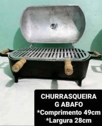 CHURRASQUEIRAS A BAFO