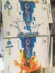 Título do anúncio: livros de Química
