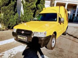 Fiat Fiorino Furgão 1.3 Flex Basico Amarelo Km Original Mecanica Em Dia