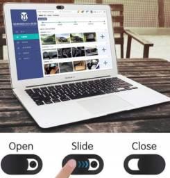 Cobertura Webcam Obturador De Plástico Universal Câmera Web