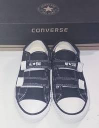 Tênis Converse All Star Original Chuck Taylor Border 2 Velcro Novo