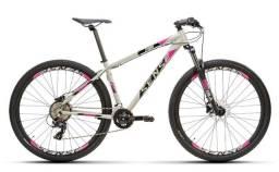 Bicicleta Sense Fun Comp 2021 Completa Shimano Freios Hidraulicos NOVA