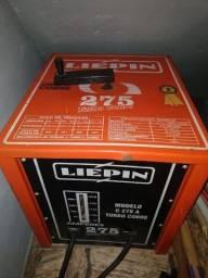 Título do anúncio: Máquina de Solda Liepin modelo 275 A Turbo Cobre