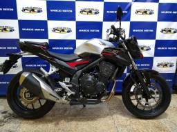 Honda CB 500 F 20/20 Prata ABS