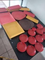 Jogo oriental 50 peças variadas