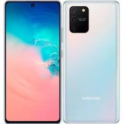 Galaxy S10 Lite 128gb Branco Novo + Garantia (Até 12x no Cartão)