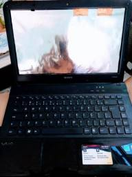 Carcaça notebook Sony Vaio pcg-6131x
