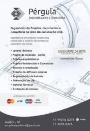 Serviços de Eng. Civil, AVCB, Consultoria e Arquitetura, Eng. Civil Hospitalar