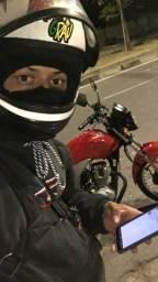 Sou motoboy tô precisando de um emprego