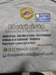 Prestação de serviço em eletricidade