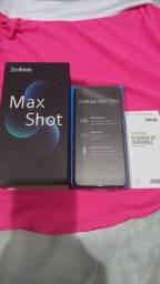 Título do anúncio: Vendo celular  Asus Zenfone Max Shot