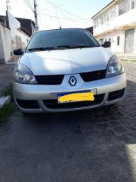 Clio 2011 emplacado  Flex.