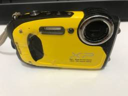 Camera fujifilm XP60 a prova d?água