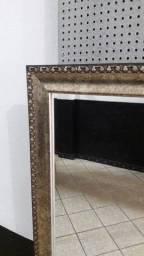 Lindo Espelho Cristal Emoldurado