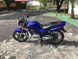 Moto Suzuki 125 Yes