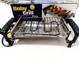 Churrasqueira Elétrica Baby Grill Plus
