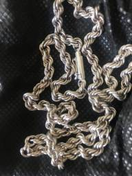 Título do anúncio: Corrente  em prata 33.1 gramas