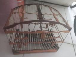 2 gaiolas 200 reais