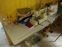 Máquina de Costura Profissional ( GALONEIRA)
