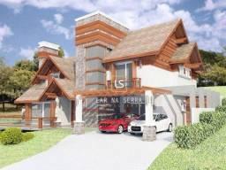 Casa com 4 dormitórios à venda, 300 m² por R$ 2.500.000,00 - Alphaville - Gramado/RS