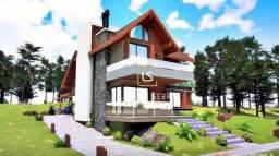 Casa com 3 dormitórios à venda, 219 m² por R$ 1.450.000,00 - Vivendas Do Arvoredo - Gramad