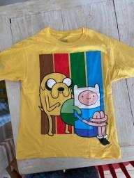 Camiseta Infantil Hora da Aventura
