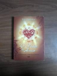 Livro: Vera Faria Leal - O Poder Do Amor: A Lei Da Atração E Alquimia Da Felicidade