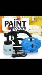 Pistola pintura elétrica Paint zoom 650 wats
