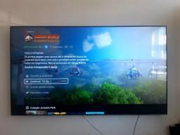 TV 50AU7700 4K SAMSUNG CRYSTAL NA CAIXA 1 MÊS