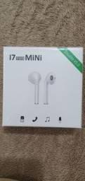 Fone Bluetooth i7 mini ( 2 por 50,00)