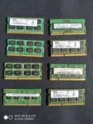 Kit memórias DDR3 e DDR2