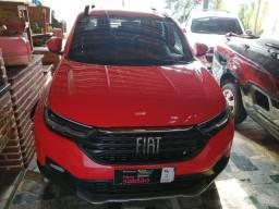 Título do anúncio: Fiat Strada Volcano 1.3 | Único Dono | Baixo Km - 2021