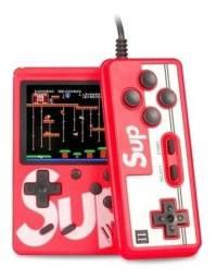 Game Sup 400 jogos com controle auxiliar