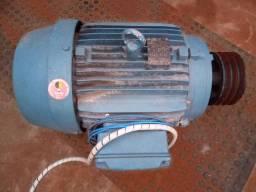 Motor Wag 20CV Trifásico 220/380 Funcionando