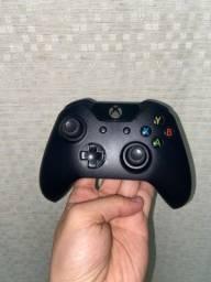 Título do anúncio: Controle de Xbox One - Black