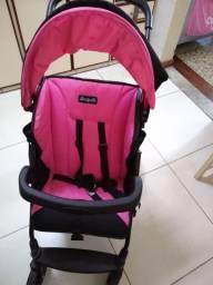 Carrinho e Andador para Bebê