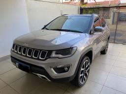 Título do anúncio: Jeep Compass Limited Diesel 12.500km