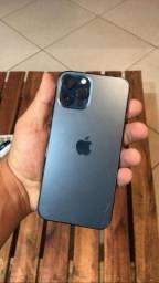 iPhone 12 Pro Max 256Gb - TRASEIRA TRINCADA