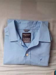 Título do anúncio: Camisa Social Masculina da Nautica