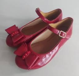 Título do anúncio: Sapato verniz tamanho 30
