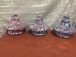 vasos de cavera mexicana