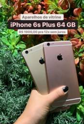 Iphone 6s Plus - 64gb