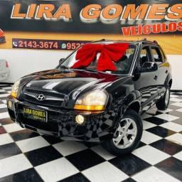 Título do anúncio: Hyundai Tucson 2.0 Gls 4x2 Automático 2013 Completo 96.000km