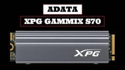 SSD Adata Xpg Gammix S70 1tb  7400mb/s 6400mb/s