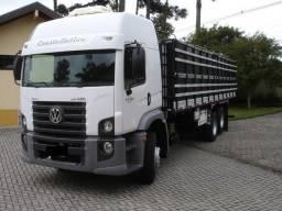 Título do anúncio: Caminhão Boiadero