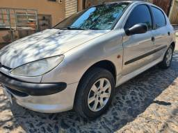 Título do anúncio: Peugeot 206 1.0 16v  70cv  Bom e barato!! Oportunidade,todo revisado.